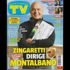 Sorrisi e canzoni tv - n. 8 - settimanale - 25 febbraio 2020