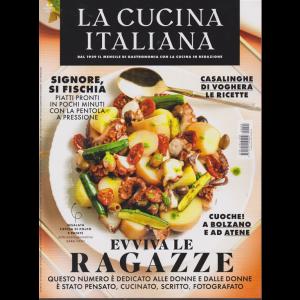 La cucina italiana - n. 3 - mensile - marzo 2020