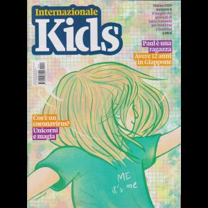 Internazionale kids - n. 6 - marzo 2020 - mensile