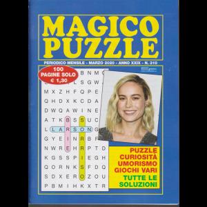 Magico puzzle - n. 310 - mensile - marzo 2020 - 100 pagine