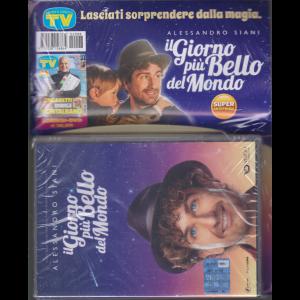 Sorrisi e canzoni tv + dvd di Alessandro Siani - Il giorno più bello del mondo