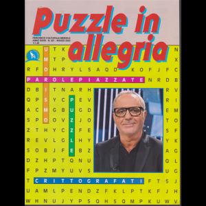 Puzzle in allegria - n. 321 - mensile - marzo 2020