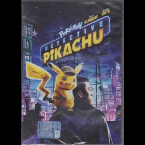 I dvd di Sorrisi - Pokemon detective Pikachu - n. 8 - settimanale - marzo 2020