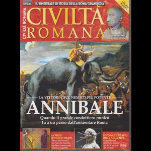 Conoscere la storia - Civiltà romana - n. 6 - bimestrale - marzo - aprile 2020