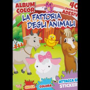 Album color La fattoria degli animali - n. 34 - bimestrale - 14 febbraio 2020