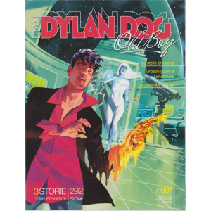 Maxi Dylan Dog - n. 38 - marzo 2020 - quadrimestrale - 292 pagine