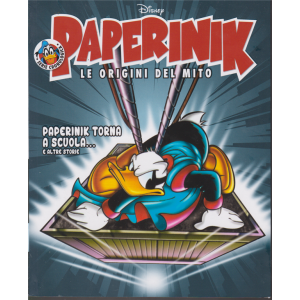 Paperinik - Paperinik torna a scuola...e altre storie - n. 27 - settimanale -