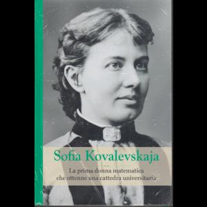 Grandi Donne - Sofia Kovalevskaya - n. 43 - settimanale - 28/2/2020 - copertina rigida