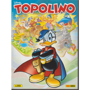 Topolino -n. 3353 - settimanale - 26 febbraio 2020