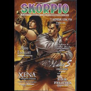 Skorpio - n. 2243 - 27 febbraio 2020 - settimanale di fumetti