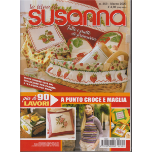 Idee di Susanna - n. 359 - marzo 2020 - mensile