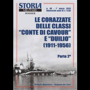 Storia militare dossier - n. 48 - 1° marzo 2020 - bimestrale - 256 pagine