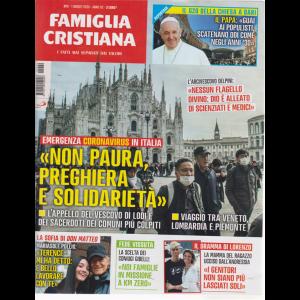 Famiglia Cristiana - n. 9 - 1 marzo 2020 - settimanale