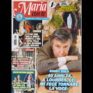 Maria con te -n. 9 - 1 marzo 2020 - settimanale