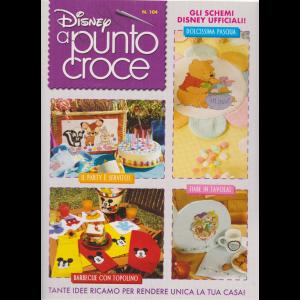 Disney Punto Croce - n. 104 - trimestrale - 25 febbraio 2020