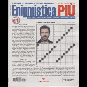 Enigmistica Piu' - n. 9 - 3 marzo 2020 - settimanale