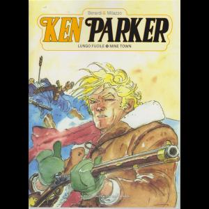 Ken Parker - Volume 1 - settimanale - Lungo fucile - Mine town