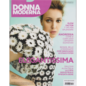 Donna moderna - n. 11 - 27 febbraio 2020 - settimanale