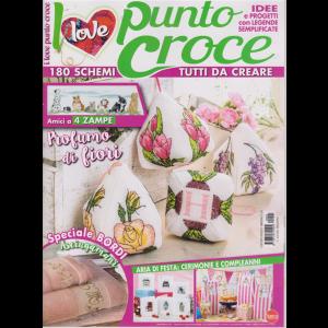 I love punto croce - n. 5 - bimestrale - marzo - aprile 2020