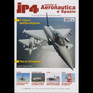 Jp4 - Mensile di Aeronautica e Spazio - n. 3 - marzo 2020 - mensile -