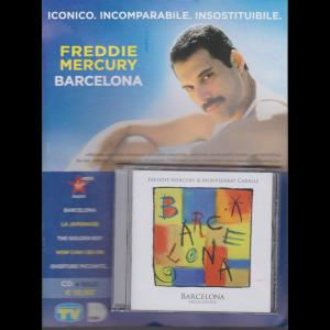 Cd Sorrisi collezione 2 n. 84 - settimanale - 25/2/2020 - Freddie Mercury - Barcelona -