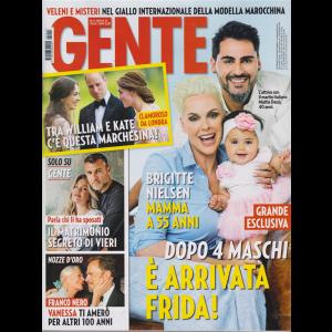 Gente - n. 12 - 30/3/2019- settimanale