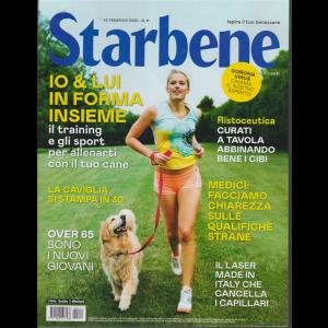 Starbene - n. 11 - 25 febbraio 2020 - settimanale
