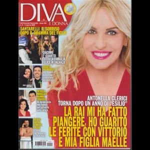 Diva e Donna - n. 9 - settimanale femminile - 3 marzo 2020