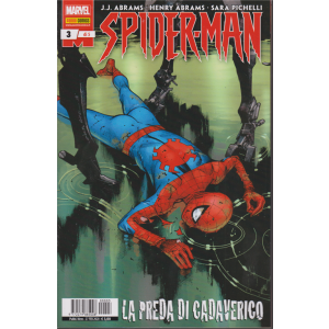 Marvel Best Seller - Spider-Man N. 3 - 27 febbraio 2020 - mensile - La preda di cadaverico