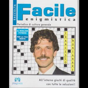 Raccolta Facile enigmistica - n. 77 - bimestrale - 18/2/2020 - Francesco Montanari