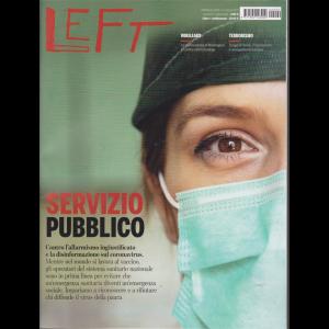 Left Avvenimenti - n. 9 - settimanale - 28 febbraio 2020 - 5 marzo 2020