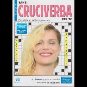 Raccolta tanti cruciverba per te - n. 7 - bimestrale - 27/2/2020