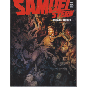 Samuel Stern - L'isola dei perduti - n. 4 - marzo 2020 - mensile