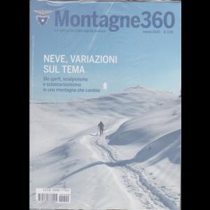 Montagne 360 - n. 90 - marzo 2020 - mensile