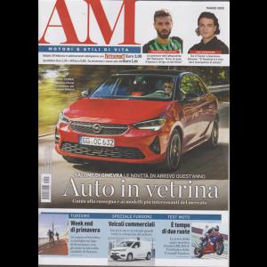 Am - Tuttosport - Automese - n. 3 - 1  marzo 2020 - mensile