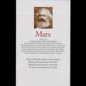 I grandi filosofi - Marx - n. 19 - settimanale - 28/2/2020 - copertina rigida
