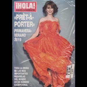 Hola Speciale - Pret a Porter primavera - verano 2019 - numero extraordinario - n. 90002