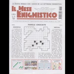 Il Mese enigmistico - n. 191 - marzo 2020 - mensile
