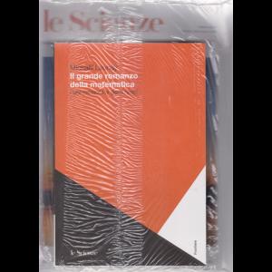 Le Scienze + Libro - Il Grande Romanzo della matematica dalla preistoria ai giorni nostri - n. 619 - marzo 2020 - mensile