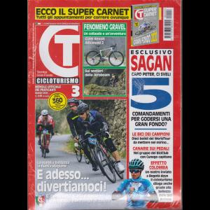 Cicloturismo - n. 3 - marzo 2020 - mensile + Cicloturismo super carnet - 2 riviste