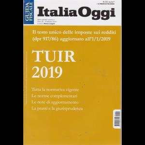 Italia Ogii - Guida fiscale - n. 4 - 5 febbraio 2019 - TUIR 2019