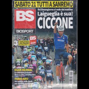 Bicisport - Bs - n. 3 - mensile - marzo 2020 - 280 pagine + BS Super Crnet 2020 Bicisport - 2 riviste