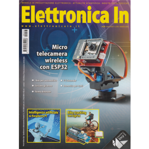 Elettronica In - n. 243 - marzo 2020 - mensile