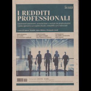 I redditi professionali - n. 2 - marzo 2019 - mensile