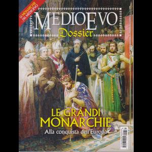 Medioevo Dossier - n. 37 - 26 febbraio bimestrale - Le grandi monarchie