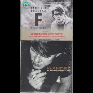 Le raccolte musicali di Sorrisi n. 9 - 3 marzo 2020 - Fabrizio De Andrè - uscita n. 22 - Mi innamoravo di tutto - cd + libretto inedito