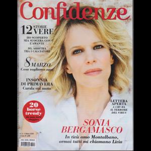 Confidenze - n. 11 - 3 marzo 2020 - settimanale