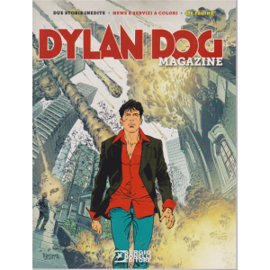 Collana Almanacchi - Dylan Dog magazine - n. 156 - aprile 2019 - bimestrale - 176 pagine