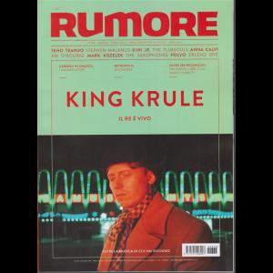 Rumore - King Krule - n. 338 - mensile - marzo 2020