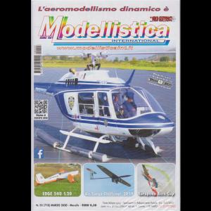 Modellistica - n. 3 - marzo 2020 - mensile